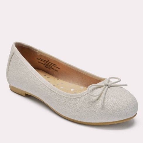 S Stacy Ballet Flats Cat Jack White