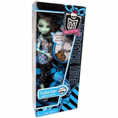 Monster High Classroom Basic Frankie Stein 10.5-Inch Doll - image 1 of 2