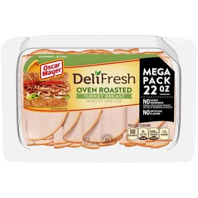 Oscar Mayer Deli Fresh Oven Roasted Turkey Breast - 22oz