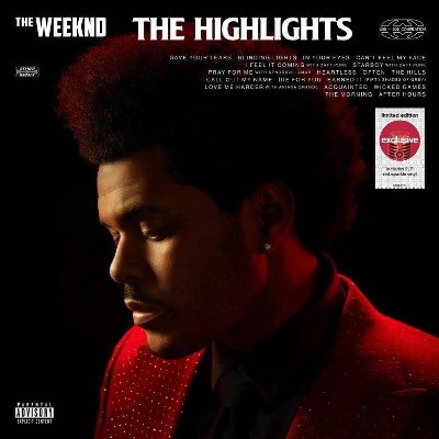 The Weeknd - The Highlights (Target Exclusive, Vinyl)