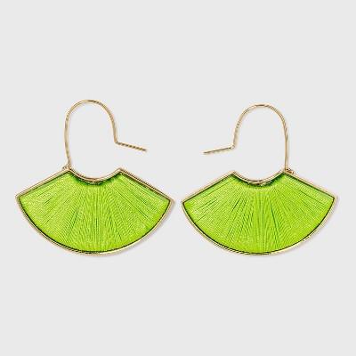 SUGARFIX by BaubleBar Modern Threader Drop Earrings