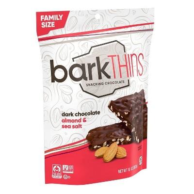 barkTHINS Almond with Sea Salt Dark Chocolate - 10oz