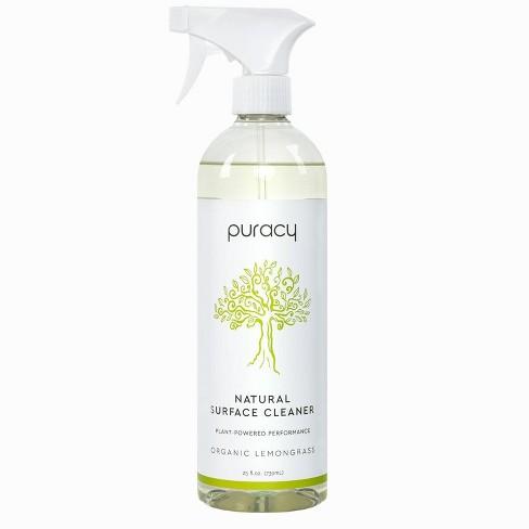 Puracy Organic Lemongrass Natural Multi Surface Cleaner - 25 fl oz - image 1 of 4