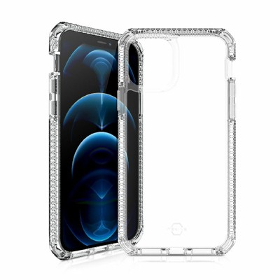ITSKINS - Supreme Clear Case for Apple iPhone
