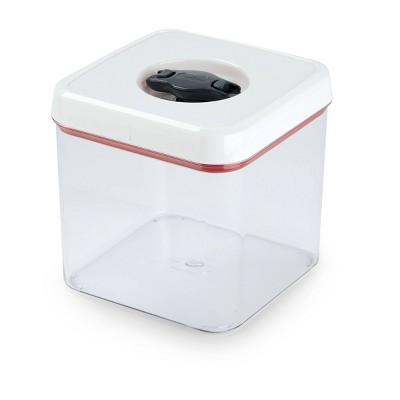 ZYLISS Twist & Seal 83oz BPA Free Square Storage Container E981058U