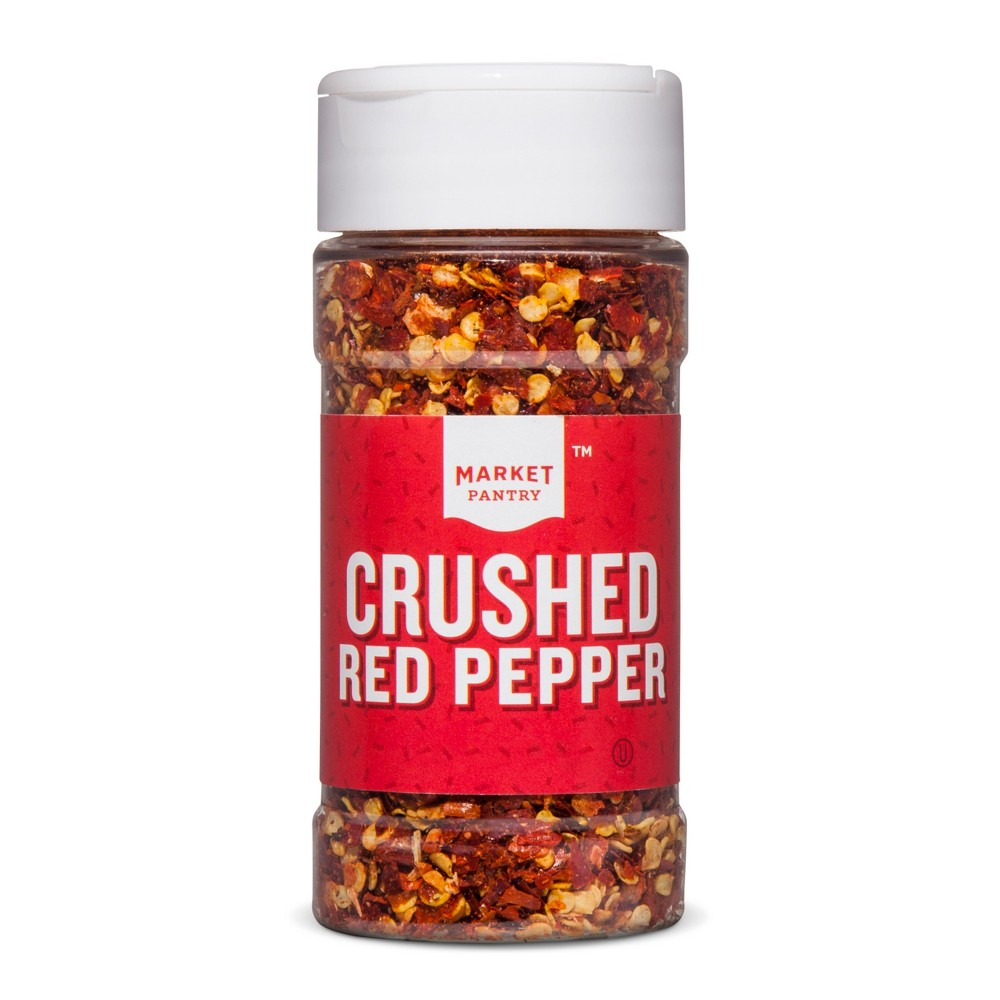 Crushed Red Pepper - 1.5oz - Market Pantry