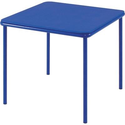 Kids Vinyl Top Table Blue - Room & Joy