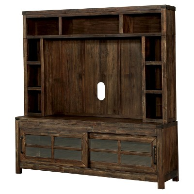 Cute Console Cabinet With Doors Plans Free