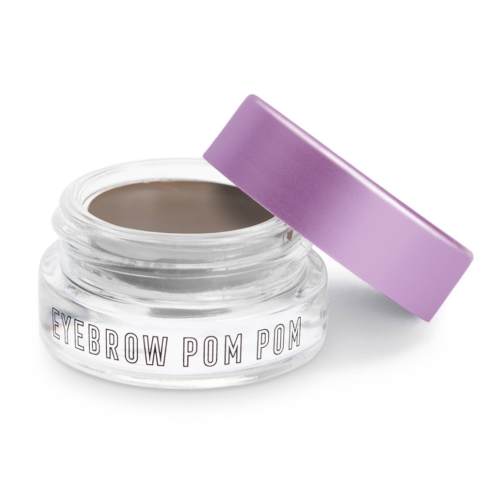 Image of The Crème Shop Eyebrow Pom Pom Dark Brown
