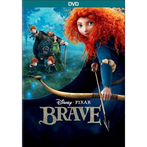 brave dvd target