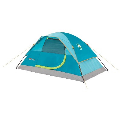 Coleman® 2-Person Tent with Glow in the Dark Rainfly - Blue
