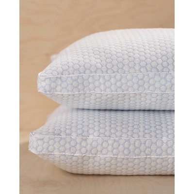 Queen PerfectCool Coolmax Gusseted Pillow - Allied Home