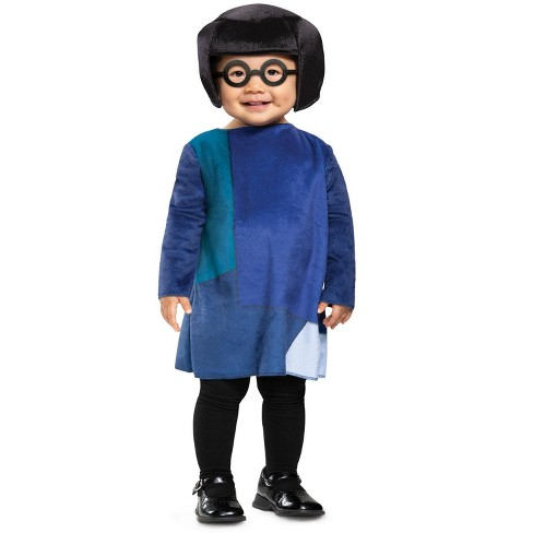 The Incredibles Edna Infant Costume 6 12 Months Target