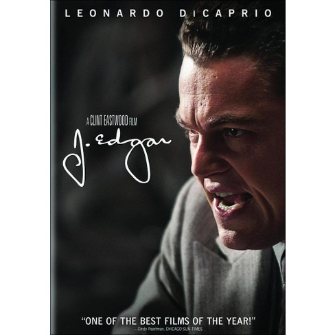 J. Edgar (dvd_video) - image 1 of 1