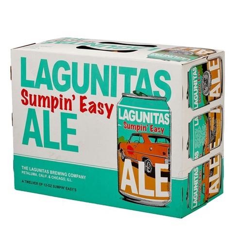 Lagunitas Little Sumpin Easy Ale - 12pk/12 fl oz Cans - image 1 of 3