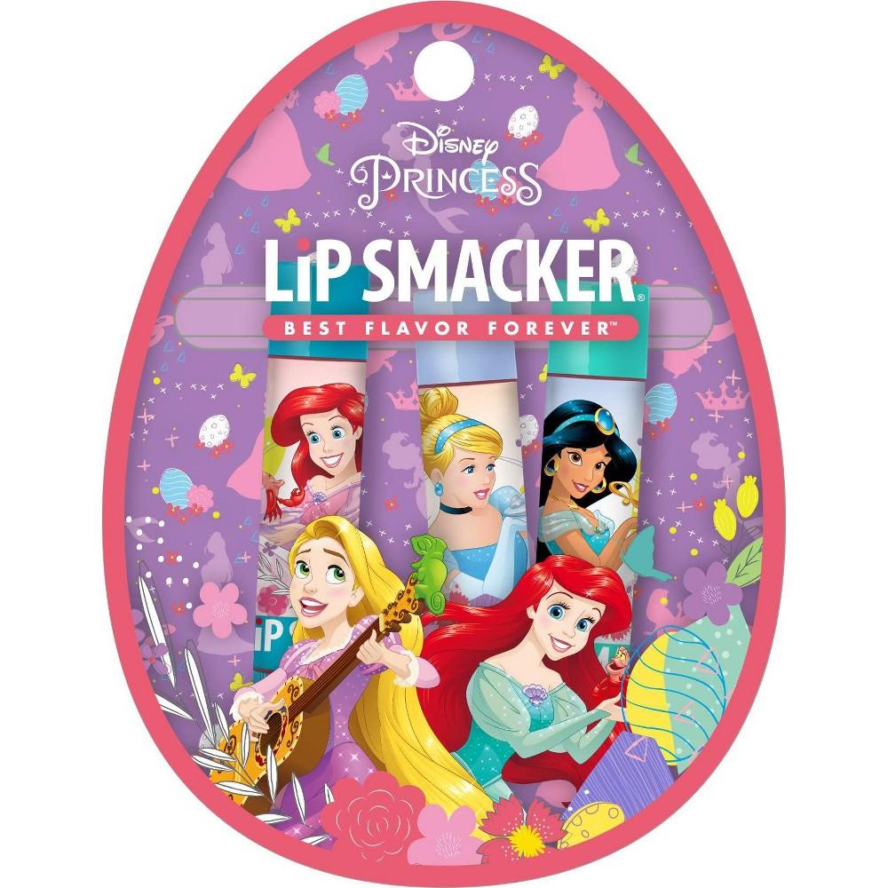Lip Smacker Disney Trio Bags - 3ct, Multi-Colored
