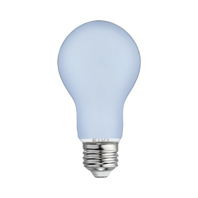 General Electric 4pk 60W Reveal Aline LED Light Bulb White