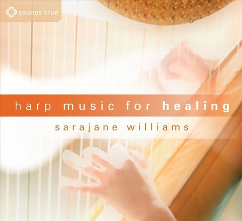 Sarajane williams - Harp music for healing (CD) - image 1 of 1