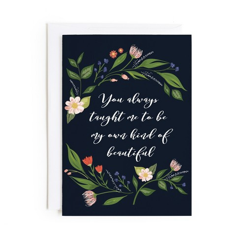 Minted So Grateful Card - image 1 of 1