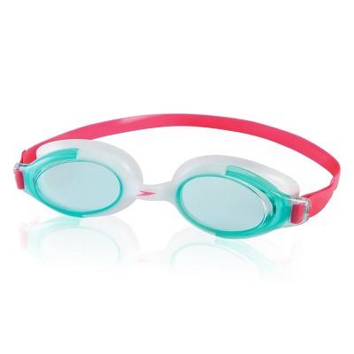 Speedo Junior Sea Spray Goggles - White/Jade