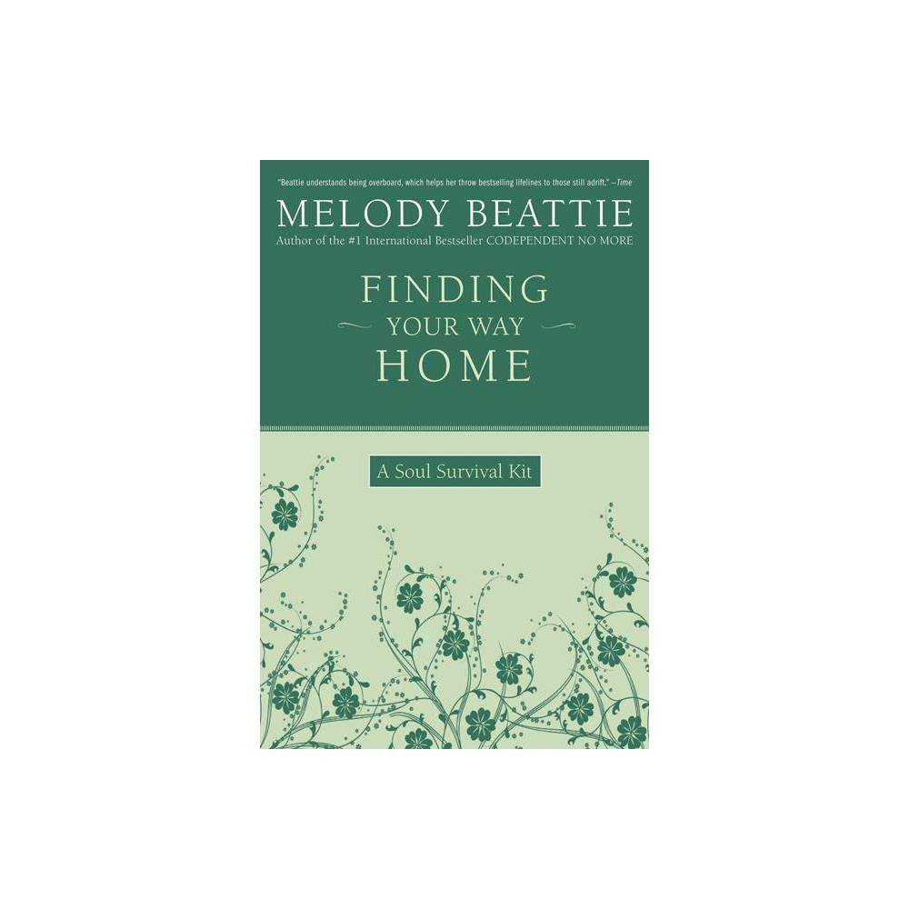 Finding Your Way Home By Melody Beattie Paperback