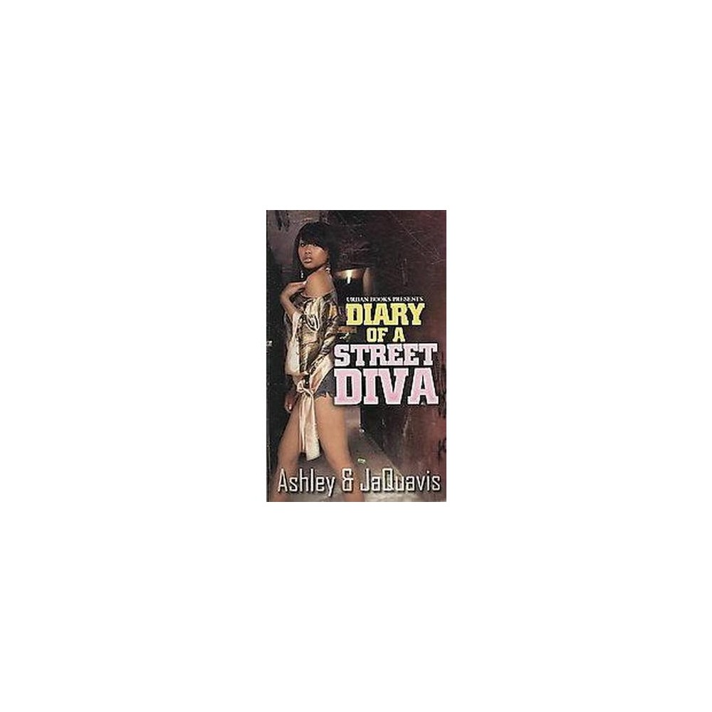 Diary of a Street Diva - Reprint by JaQuavis Coleman & Ashley Snell (Paperback)