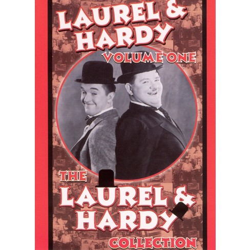 Laurel & Hardy Collection: Volume 1 (DVD) - image 1 of 1
