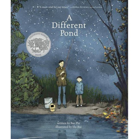 A Different Pond - (Fiction Picture Books) by  Bao Phi (Hardcover) - image 1 of 1
