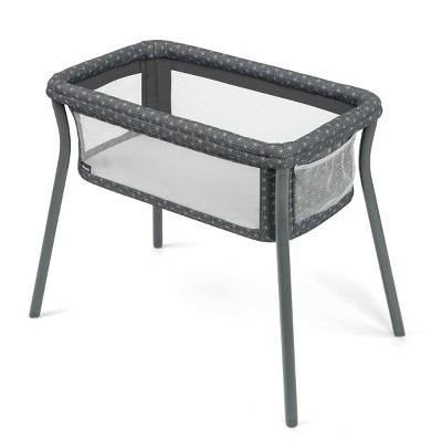 Chicco LullaGo Anywhere Portable Bassinet - Gray Star