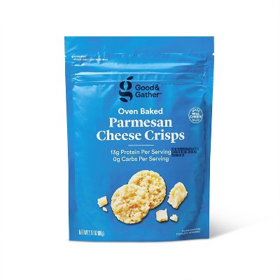 Parmesan Baked Cheese Crisp - 2.12oz - Good & Gather™