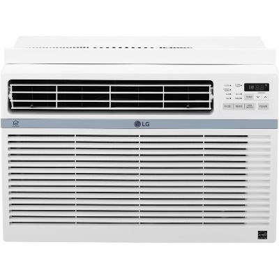 LG Electronics Energy Star 12,000 BTU 115V Window Mounted Air Conditioner LW1217ERSM with Wi-Fi Control