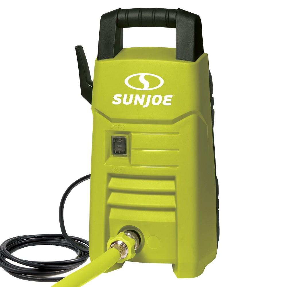 10 Amp Electric Pressure Washer - Green - Sun Joe