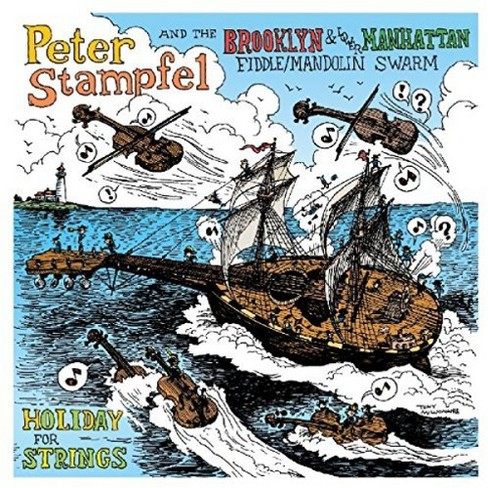 Peter Stampfel - Holiday For Strings (CD) - image 1 of 1