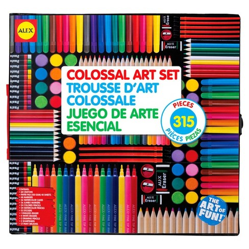 ALEX Toys Artist Studio Colossal Art Set with 315pc - image 1 of 4
