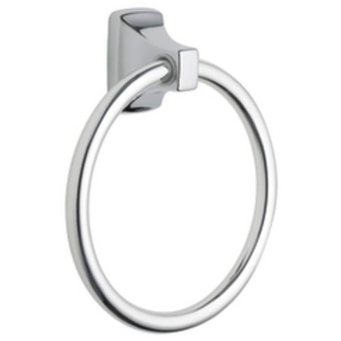 """Moen P5860 7"""" Towel Ring from the Donner Contemporary Collection - image 1 of 4"""