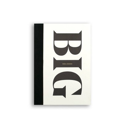 Wit & Delight Blank Sketchbook Big Idea