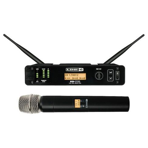 Line 6 XD-V75 Digital Wireless Handheld Microphone System Black - image 1 of 6