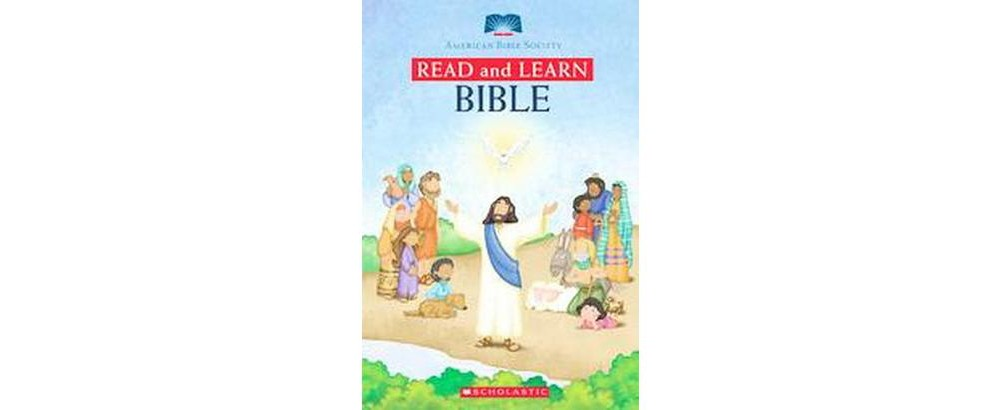 Topics Entertainment Read And Learn Bible (Hardcover) by ...