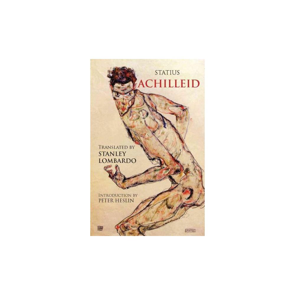 Achilleid (Translation) (Paperback) (Statius)