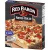 Red Baron French Bread Three Meat Frozen Pizza - 11oz - image 2 of 3