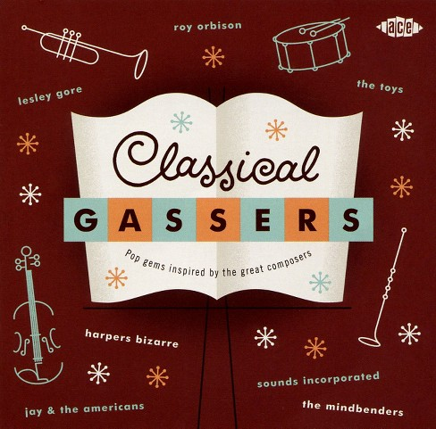 Various - Classical gassers:Pop gems inspired (CD) - image 1 of 1