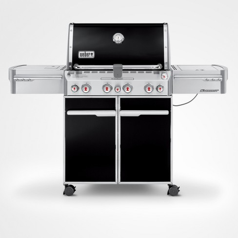 Weber Summit E-470 LP Gas Grill Model 7171001 - image 1 of 4