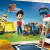6'x10.5' XL PAW Patrol Chair Rail Prepasted Mural Ultra Strippable - RoomMates - image 2 of 3