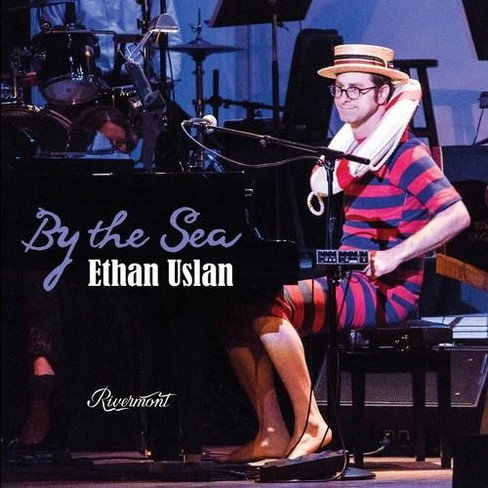 Ethan Uslan - By The Sea (CD) - image 1 of 1