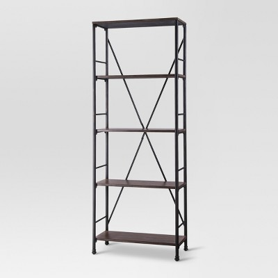 70.6  4 Shelf Bookcase - Brown - Threshold™