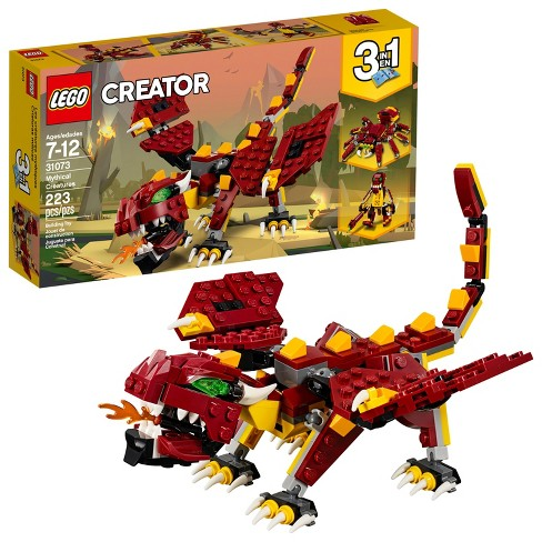 75bf2489d54 LEGO Creator Mythical Creatures 31073 : Target