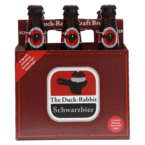 Duck-Rabbit® Schwarzbier - 6pk / 12oz Bottles - image 1 of 1