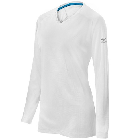 Mizuno Girl's Comp Long Sleeve Training Shirt - image 1 of 3