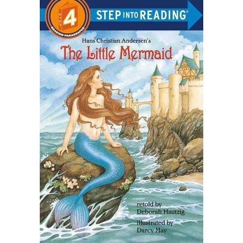 The Little Mermaid - (Step Into Reading) by  Deborah Hautzig (Paperback) - image 1 of 1