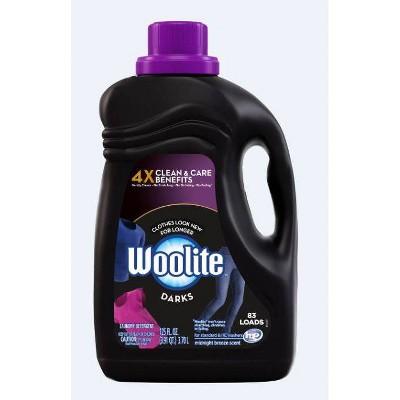 Woolite Darks Detergent - 125oz